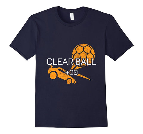 Rocket Clear Ball Video Game Funny Shirt Gifts