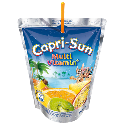 Capri-Sun Multivitamin - 20cl