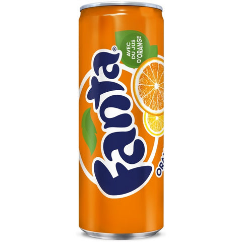 Fanta Orange - 33cl