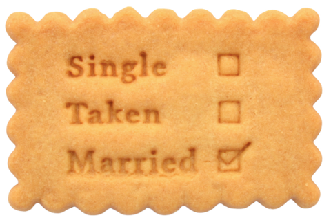 Visuel Single Taken Married
