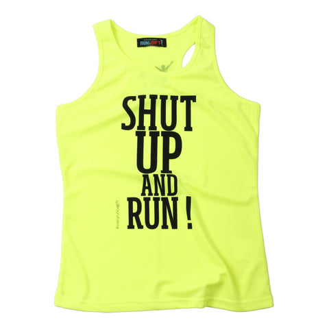 "Top ""Shut Up and Run"""