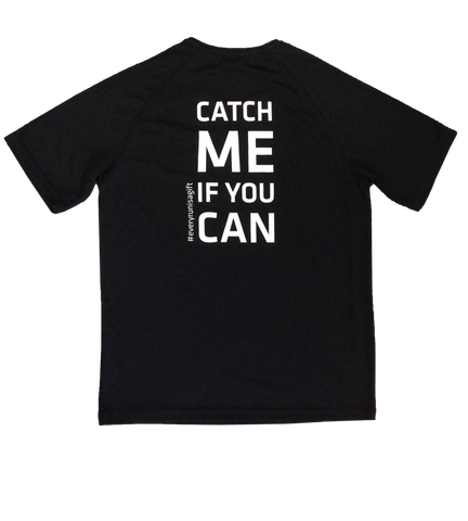 "T-Shirt ""Catch me if you can"""