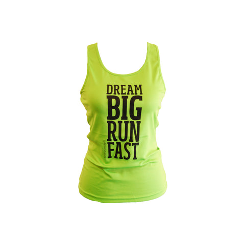 "Top ""Dream Big Run Fast"""