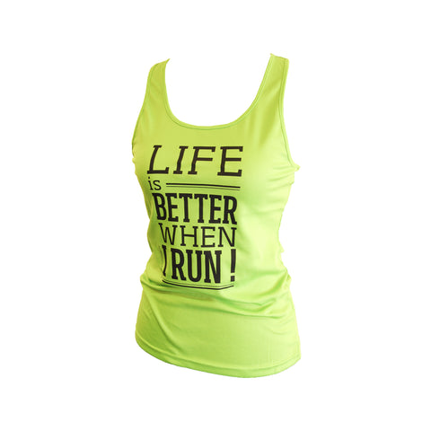 "Top ""Life is Better When I Run"""