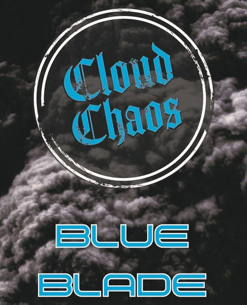 CLOUD CHAOS- BLUE BLADE