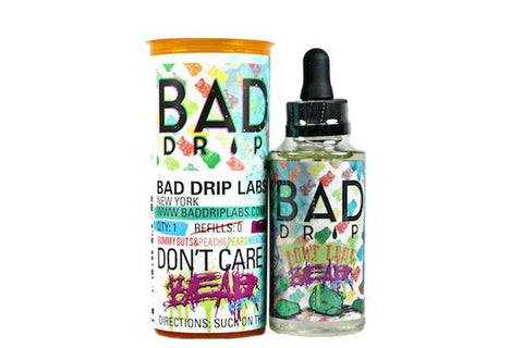DONT CARE BEAR - BAD DRIP LABS - ICED OUT