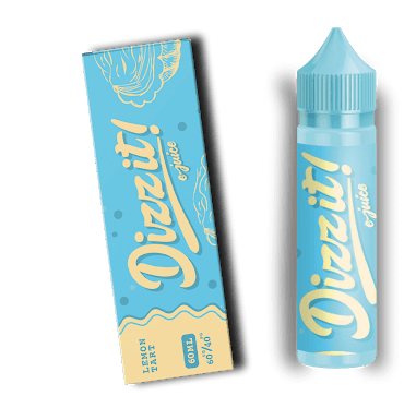 DIZZIT BY NASTY JUICE - LEMON TART