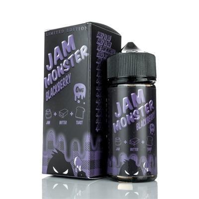 Blackberry- Jam Monster 100ML- LIMITED EDITION