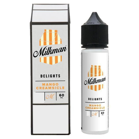 Milkman 60ml | Delights | Mango Creamsicle