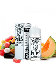 Charlie's chalk dust-Pops Stump Sweet and Sour Melon 100ml