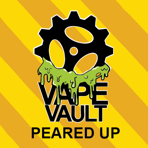VAPE VAULT - PEARED UP - 60ML