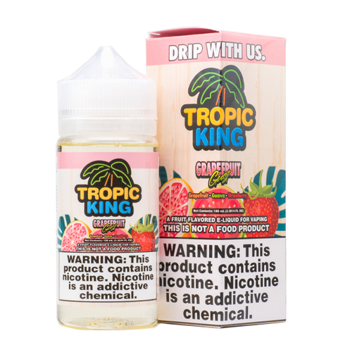 Tropic King | Grapefruit Gust 100ml