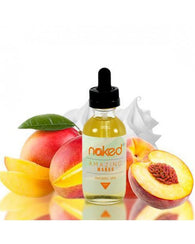Naked 100 E-Liquid -Amazing Mango 60ml