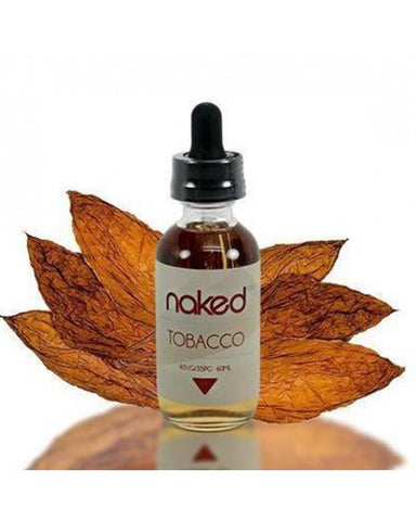 Naked 100 Cream E-Liquid -American Patriots - 60ML