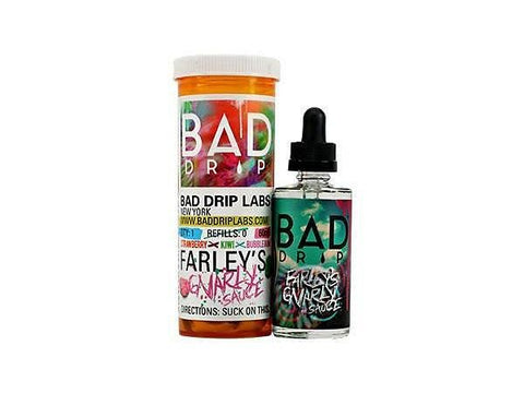 FARLEY GNARLY SAUCE - BAD DRIP LABS