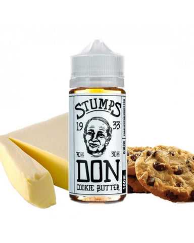 Charlie's Chalk Dust - Don Stump Cookie Butter 100ml