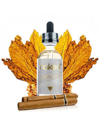 Naked 100 Cream E-Liquid -Euro Gold - 60ML