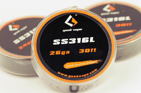 Geekvape SS316L Wire 30ft