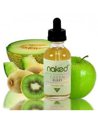 Naked 100 E-Liquid -Green Blast 60ml