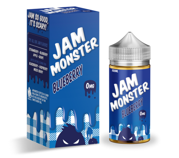 BLUEBERRY - Jam Monster 100ML