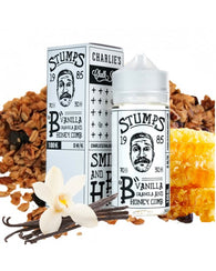 Charlie's chalk dust- Brandon Stump Vanilla-Granola and Honey Comb 100ml