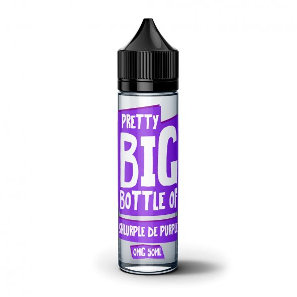 PRETTY BIG BOTTLE - SHLURPLE DE PURPLE