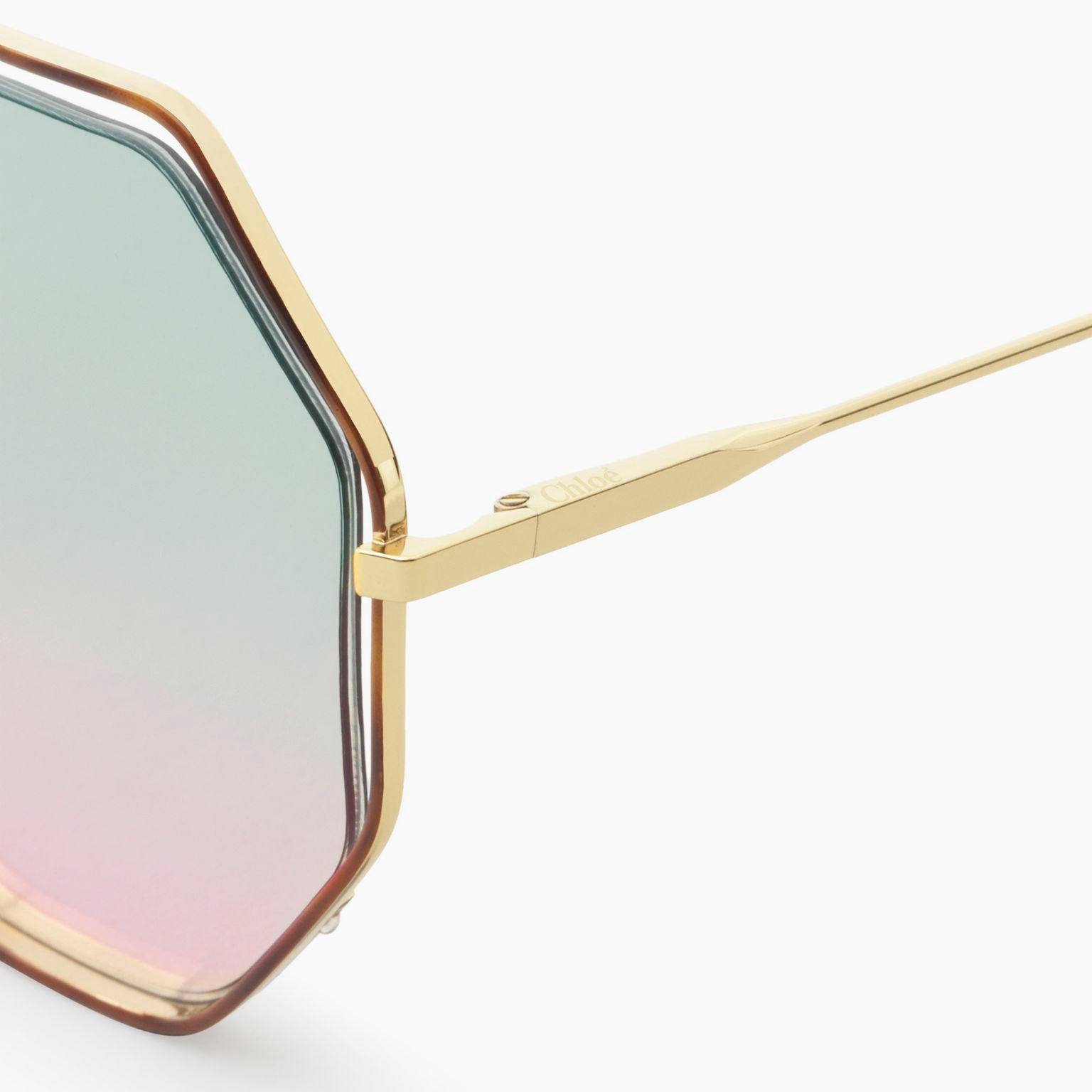 Chloé Poppy Sunglasses Detail