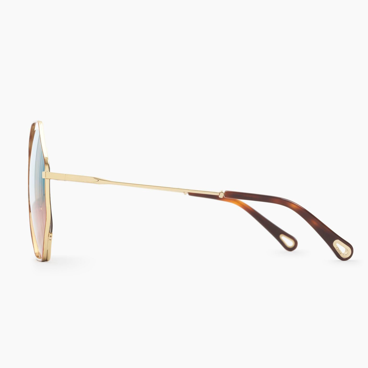 Chloé Poppy Sunglasses Side