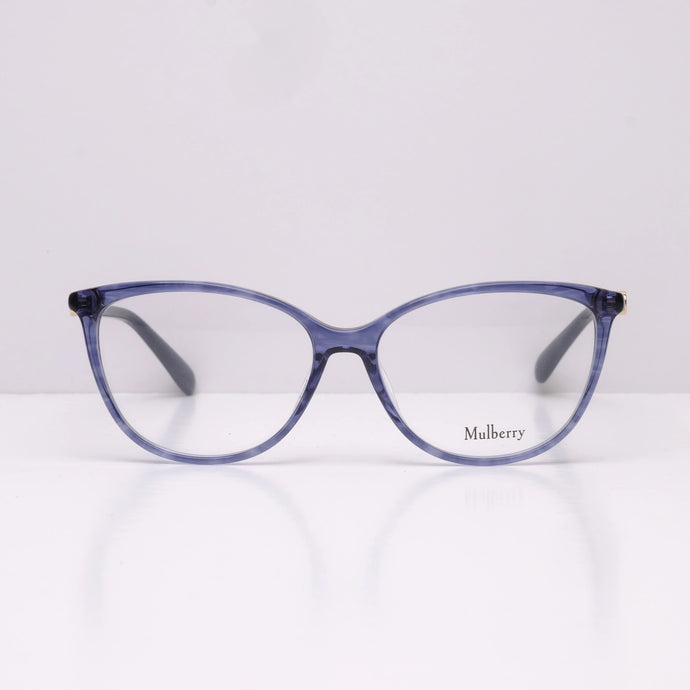 Mulberry VML019 - Transparent Blue 0VAB 54x14