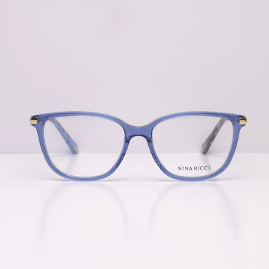 Nina Ricci VNR090 - Transparent Blue 0T90 52x16