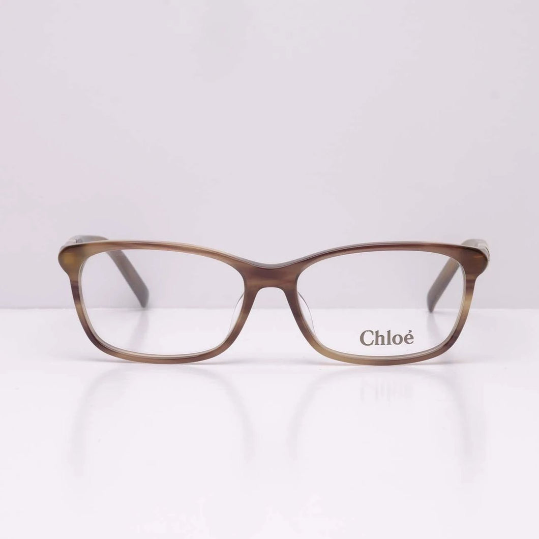Chloe 2628 - Striped Tobacco 203 53x15