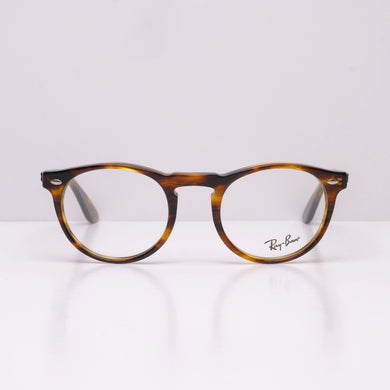 Ray Ban RX2180V - Striped Havana 2144 49x21