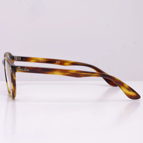 Ray Ban RX2180V - Striped Havana 2144 47x21