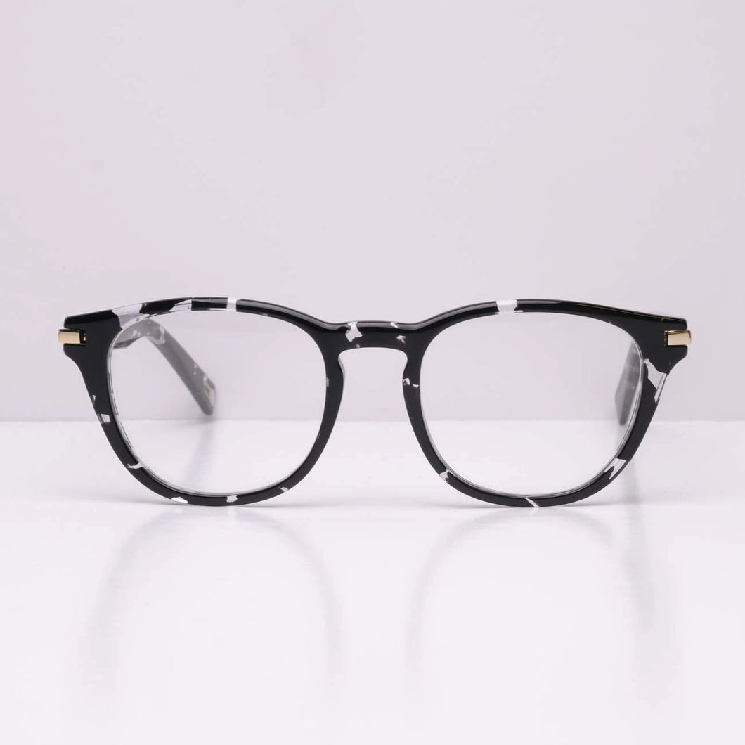 Marc Jacobs 189 - Black Clear Havana 9WZ 50x20