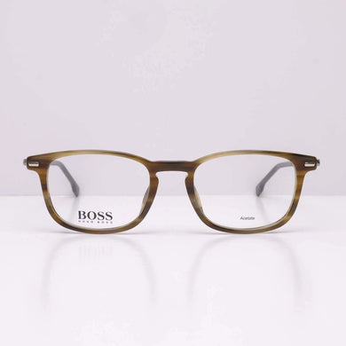 Hugo Boss 1022 - Brown Horn EX4 50x20