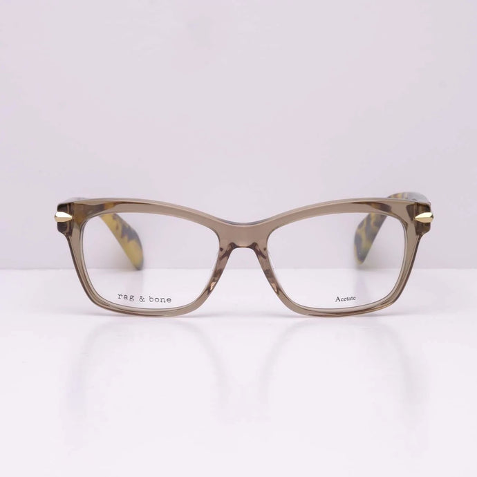 Rag & Bone RNB3004 - ACI Grey Havana 50x16
