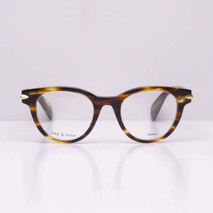 Rag & Bone RNB3003 - Brown Havana WR9 46x20