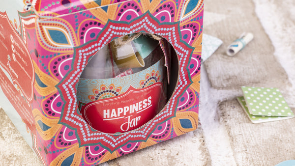 The Happiness Jar 4 -English ُEdition - Tip of The Day - The Happiness Factory