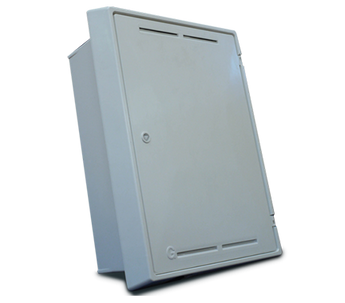 Mitras Recessed Gas Meter Box