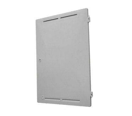 Mitras Recessed Gas Meter Box Door