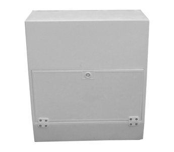Mitras MK1 Surface Mounted Gas Cover and Door