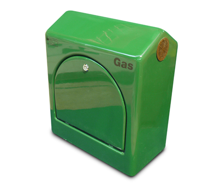 U6FS Boundary Gas Meter Box