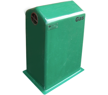 GCG55 Gas Governor Housing