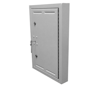 Lockable Aluminium Overbox