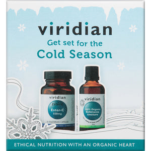 Cold Season Pack (Ester-C 550mg 30s + Echinacea tincture 50ml)