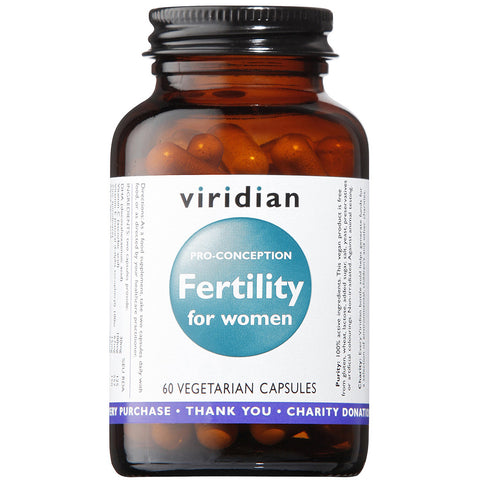 Fertility for Women Veg Caps