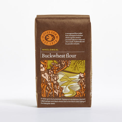 Buckwheat Flour (Wholemeal)
