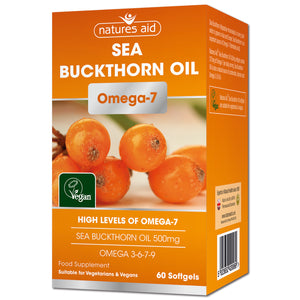 Sea Buckthorn Oil 500mg