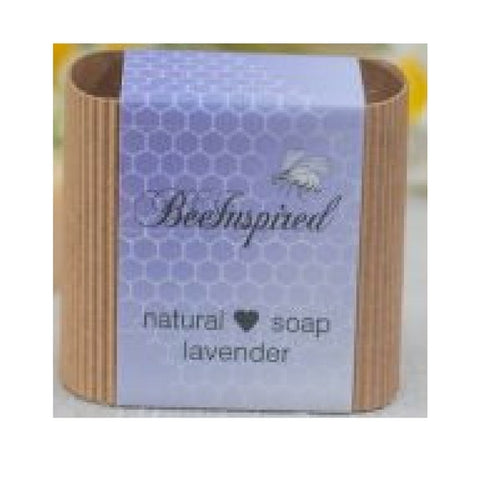 Bee Inspired Natural Lavender Soap