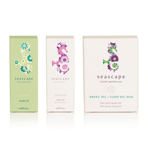 Awake Oil/Sleep Oil Duo Gift Set